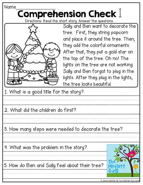 Comprehension Passage For Grade 2 In English.html