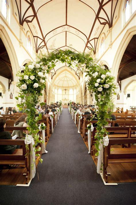 floral arch church love wedding ceremony idea smp