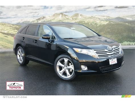 2012 black toyota venza le awd 60181294 photo