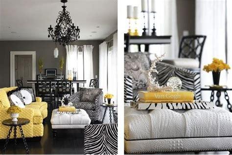 gray white black interior pops yellow latest obsession