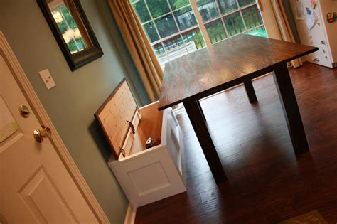 jack arts crafts table built storage bench
