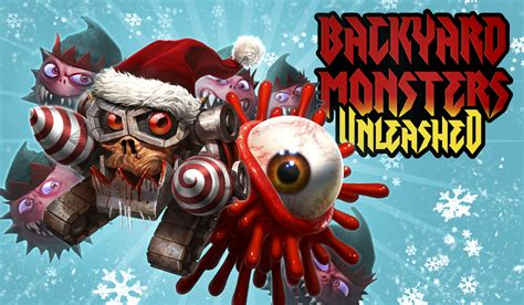 backyard monsters xmas key art dna 1 deviantart