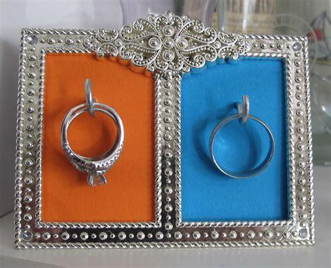 sweets diy wedding ring holder