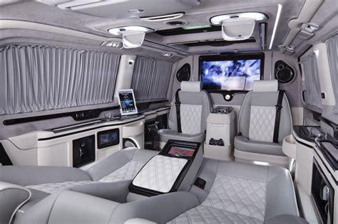 mercedes benz viano business luxury van klassotic premium