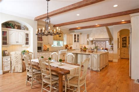 french country traditional kitchen houston creative touch interiors