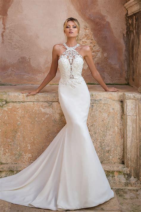glamour justin alexander wedding dresses 2019 onefabday