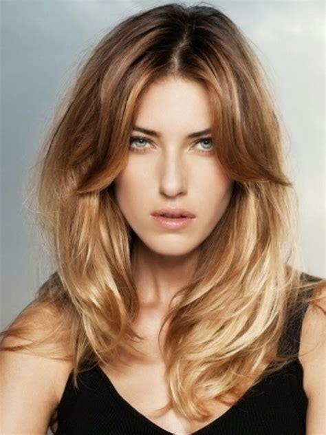 20 popular medium length hairstyles bangs magment
