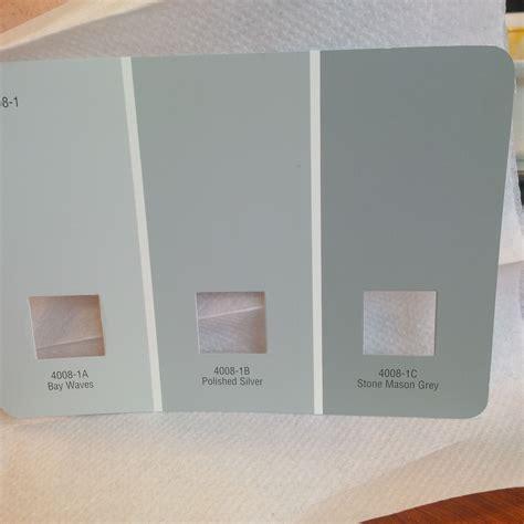 valspar paint baywaves polished silver stone mason grey