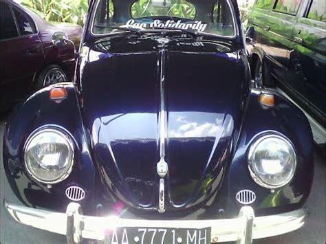 restorasi mobil tua indonesia volkswagen beetle modifikasi vw