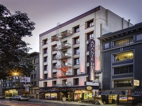 san francisco hotel gallery union square hotels adante