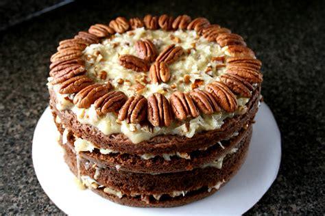 breanna recipe box german chocolate cake