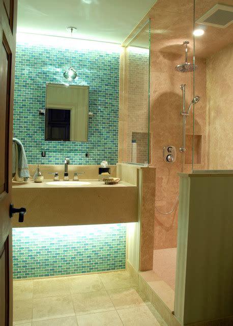 spa style bath contemporary bathroom columbus studio 76
