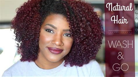wash series 1 natural hair tutorial youtube