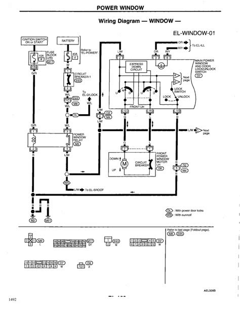 repair guides electrical system 1999 power window autozone