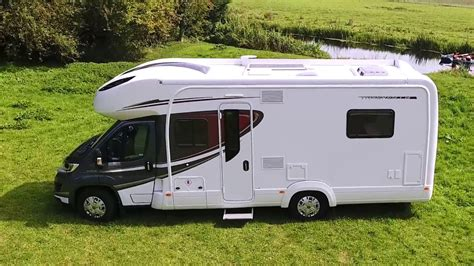 motorhome review auto trail tracker lb youtube