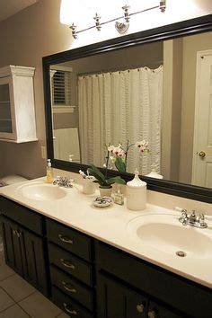 bathroom mirror frames diy bathroom mirrors bathroom mirrors