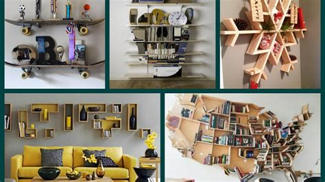 40 creative shelves ideas diy home decor youtube