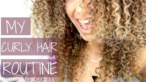 curly hair routine twist curly hair perfect curl