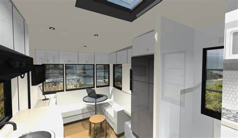 custom rv designs residential architect tackles obsession