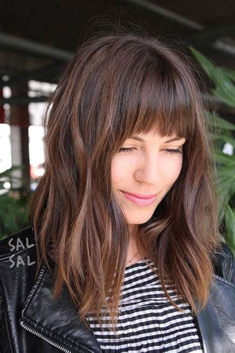 latest 20 hairstyles bangs 2019 hairstyles haircuts lovely