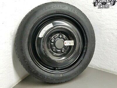 2004 2008 acura tsx spare tire compact donut