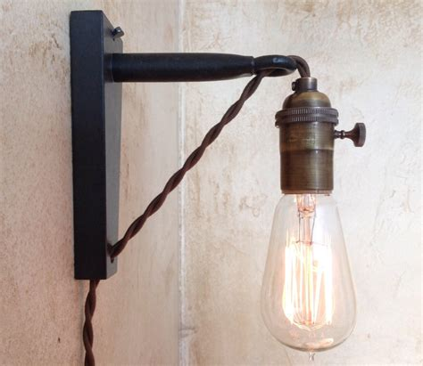 astonishing large wall sconce wall mounted plug lights