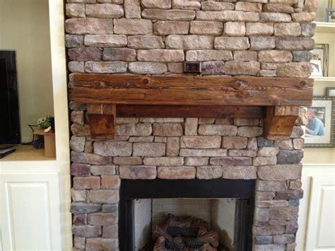 fresco cedar mantel beautiful accent cover trim fireplace