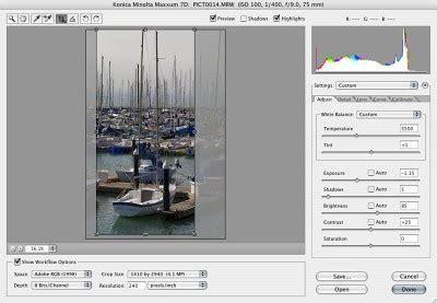 digital imaging software review adobe cs2 bridge