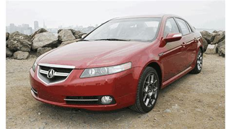 2008 acura tl type review 2008 acura tl