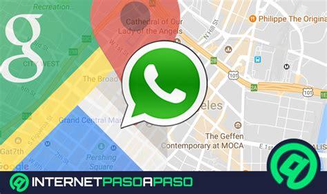 enviar ubicació falsa por whatsapp guí paso paso