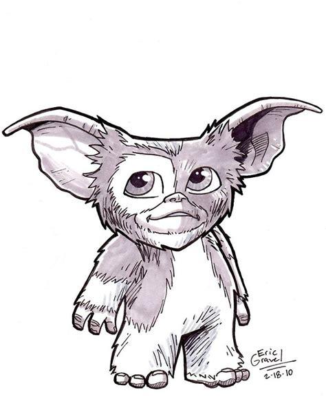 Gremlins Gizmo Draw