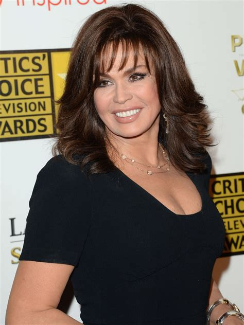 young marie osmond long brown synthetic hair wig