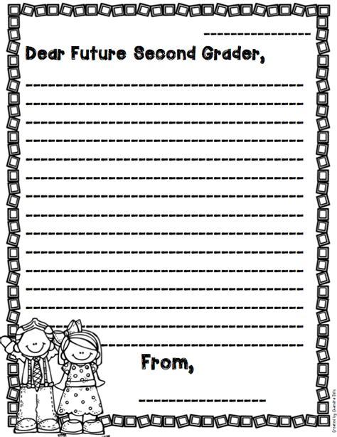 free year writing activity grade writing school creative