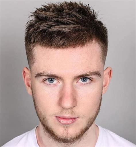 40 statement hairstyles men thick hair fade haircut