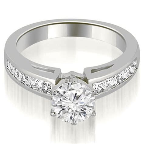 shop 1 20 ct 14k white gold channel
