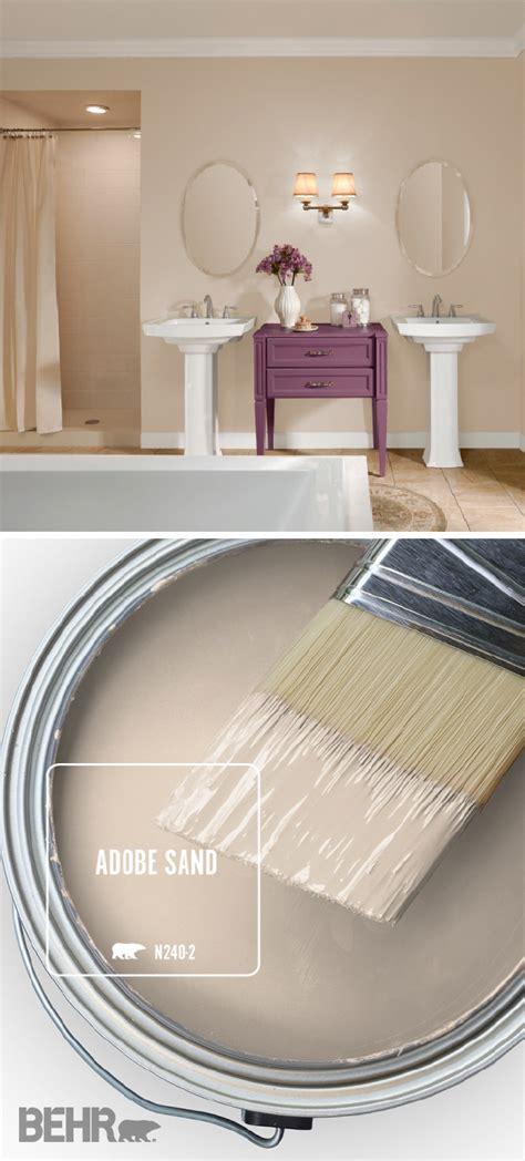 behr paint color month adobe sand light