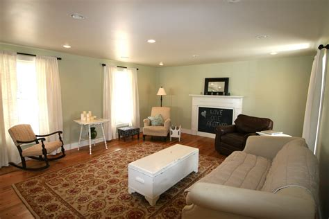 cass house green living room