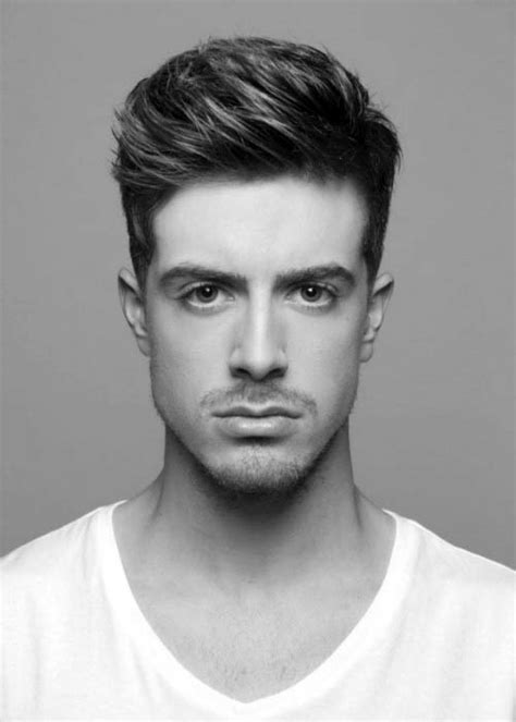16 men hairstyle thick hair handsome haircuts hairstyles