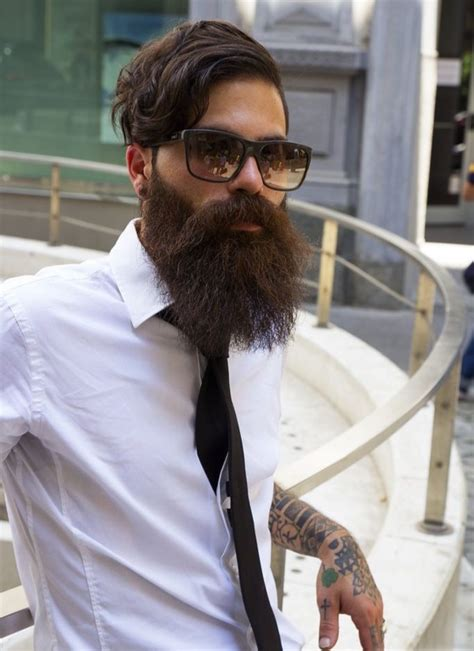 30 beard hairstyles men year feed inspiration