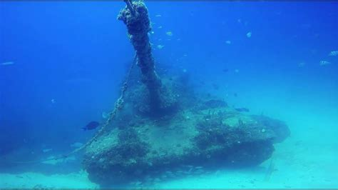 scuba diving army tanks key biscayne miami youtube