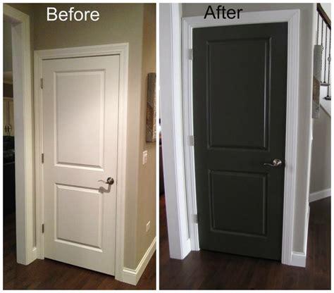 176 white trim black doors images pinterest black