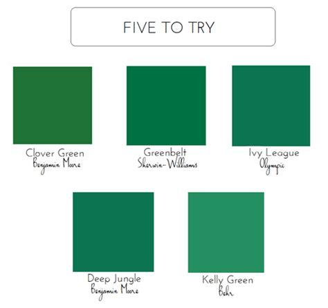 5 bold colors front door emily clark