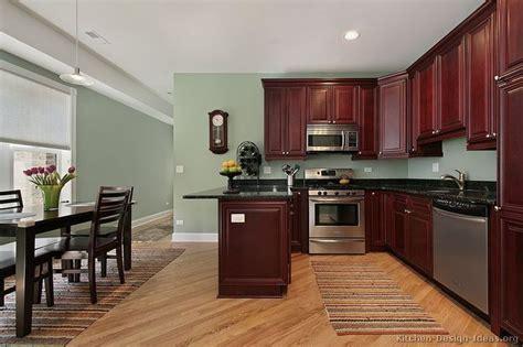 kitchen paint colors kitchens dark oak cabinets paint