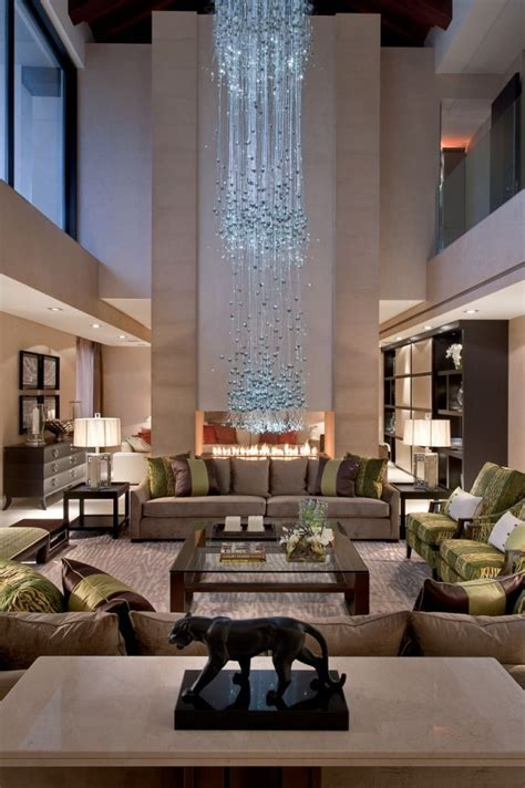 interior design unmistakable touch glamour 33 pics house