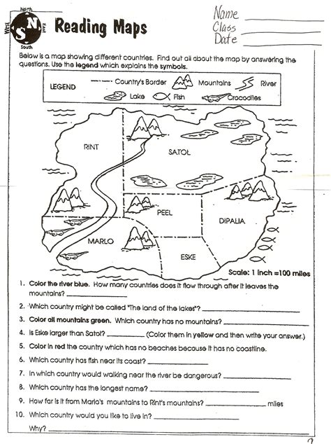 25 6th grade worksheets ideas pinterest