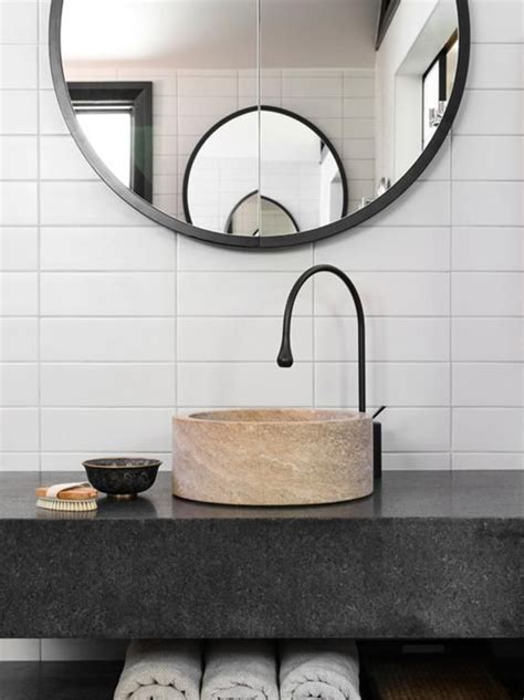 decor trend bathroom mirrors paradissi