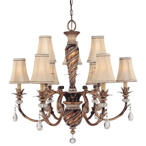 minka lavery aston court 9 light bronze chandelier