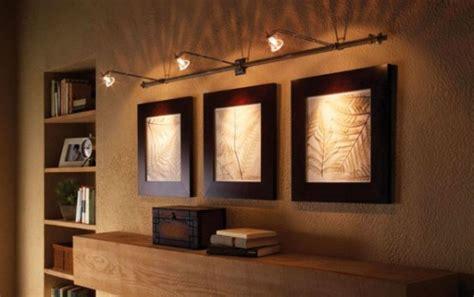 wall mounted track lighting distinctive style lighting choice