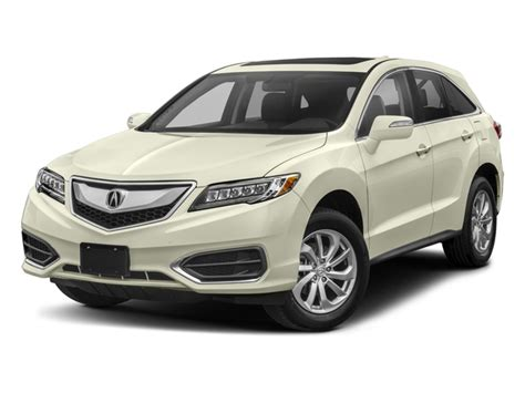 2018 acura rdx fwd msrp prices nadaguides