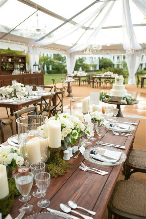 beautiful waterfront maryland wedding tent wedding chic wedding